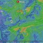 風予報のサイト
