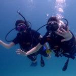 2020/1/21 ラチャヤイ島の体験ダイビング