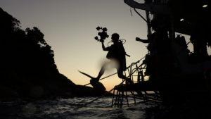 20200127 サンセットダイブのマリオジャンプ