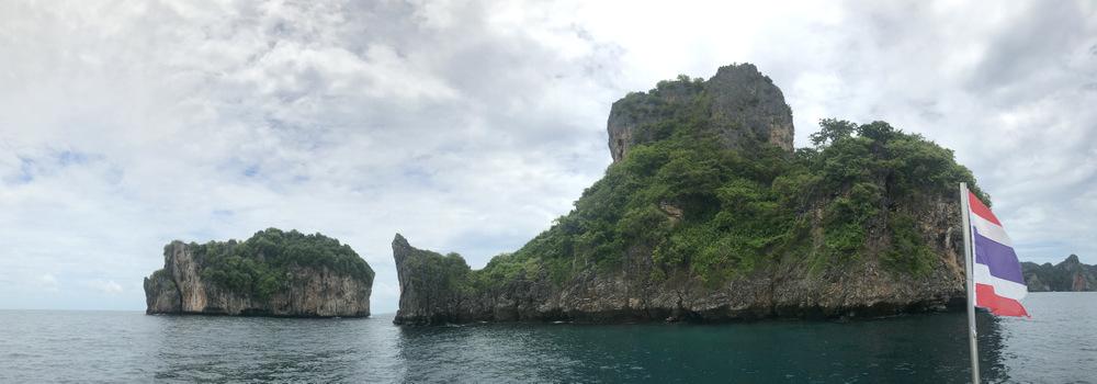 2020/09/26 ピピのビダナイ島とビダノック島
