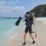 コーラル島でリフレッシュダイビング