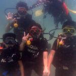 カタビーチ 体験ダイビング