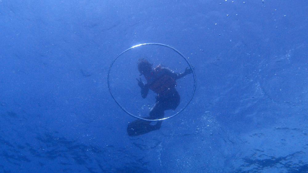 2021/10/12 ラチャノイ島でバブルリング
